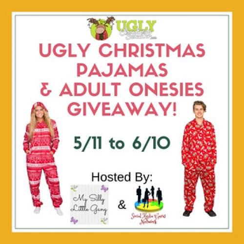 Ugly Christmas Pajamas