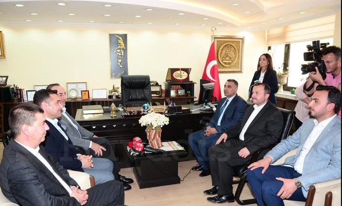 Mustafa Türkdoğan, Adem Murat Yücel, Mevlüt Çavuşoğlu, Mustafa Harputlu, İbrahim Ethem Taş, Mustafa Toklu