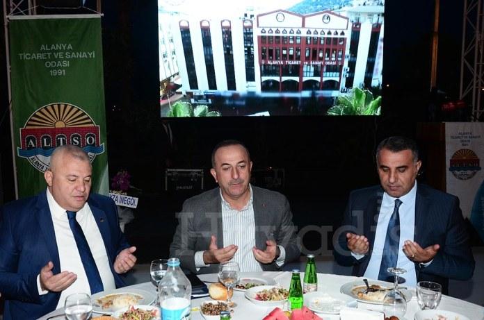 Mehmet Şahin, Mevlüt Çavuşoğlu, Mustafa Harputlu
