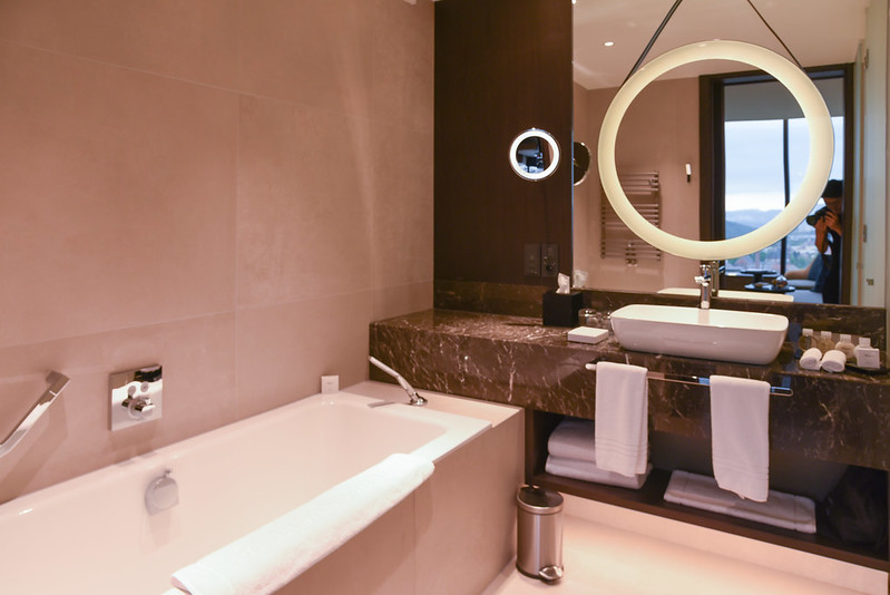 intercontinental ljubljana bathroom