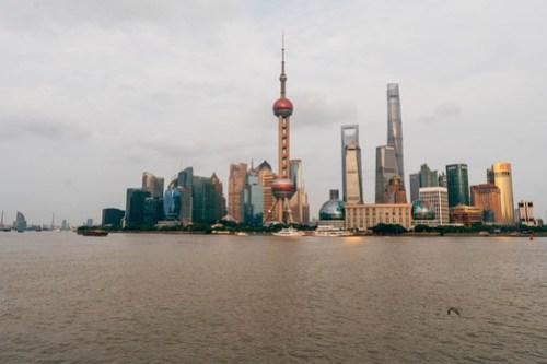 The Bund(外灘), Shanghai