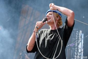 Grouplove @ Shaky Knees Music Festival, Atlanta GA 2019