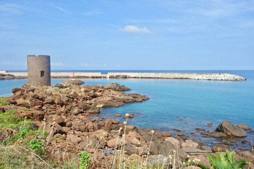 Cosa vedere a Castelsardo - Torre Frigiano