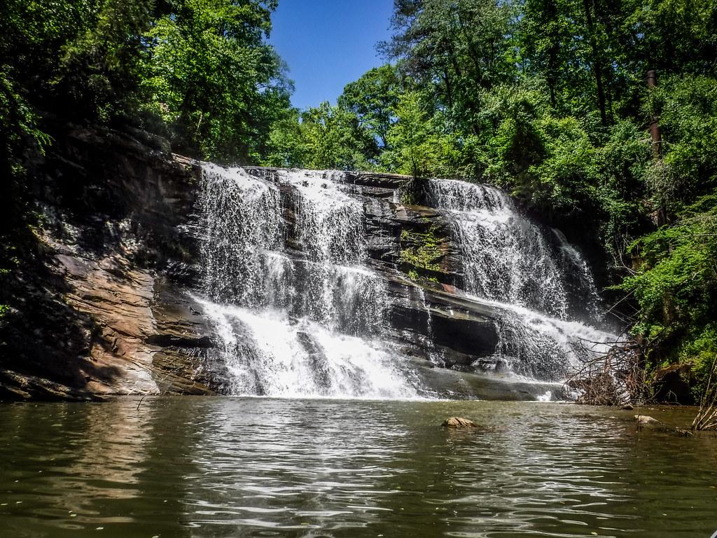 Longnose Creek Falls