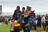 """Graduates met family and friends on UH West Oahu's Great Lawn after the ceremony. The University of Hawaii–West Oahu held spring commencement on May 4, 2019 at the Great Lawn. View more photos on the UH West Oahu Flickr site at: <a href=""""https://www.flickr.com/photos/uhwestoahu/albums/72157678118707327"""">www.flickr.com/photos/uhwestoahu/albums/72157678118707327</a>"""