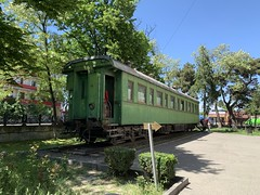 The train that took Stalin en route to the 1943 Tehran Conference