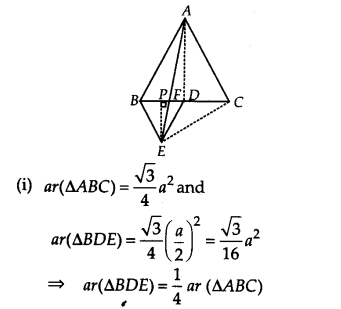 NCERT Solutions for Class 9 Maths Chapter 9 Areas of Parallelograms and Triangles Ex 9.4 A5