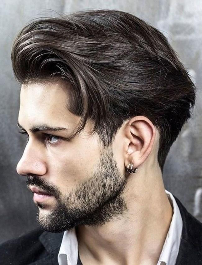 Beautiful short to medium hairstyles for men