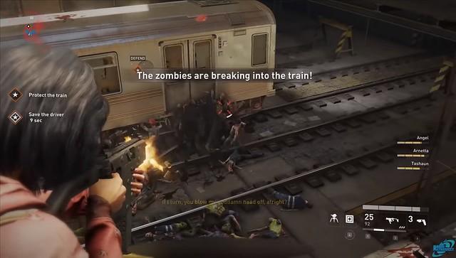 विश्व युद्ध Z - ज़ोंबी खतरे