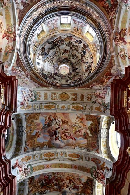 Visitar Iglesia del Monasterio de Melk