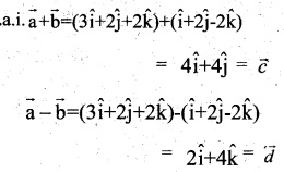 Plus Two Maths Chapter Wise Previous Questions Chapter 10 Vector Algebra 2