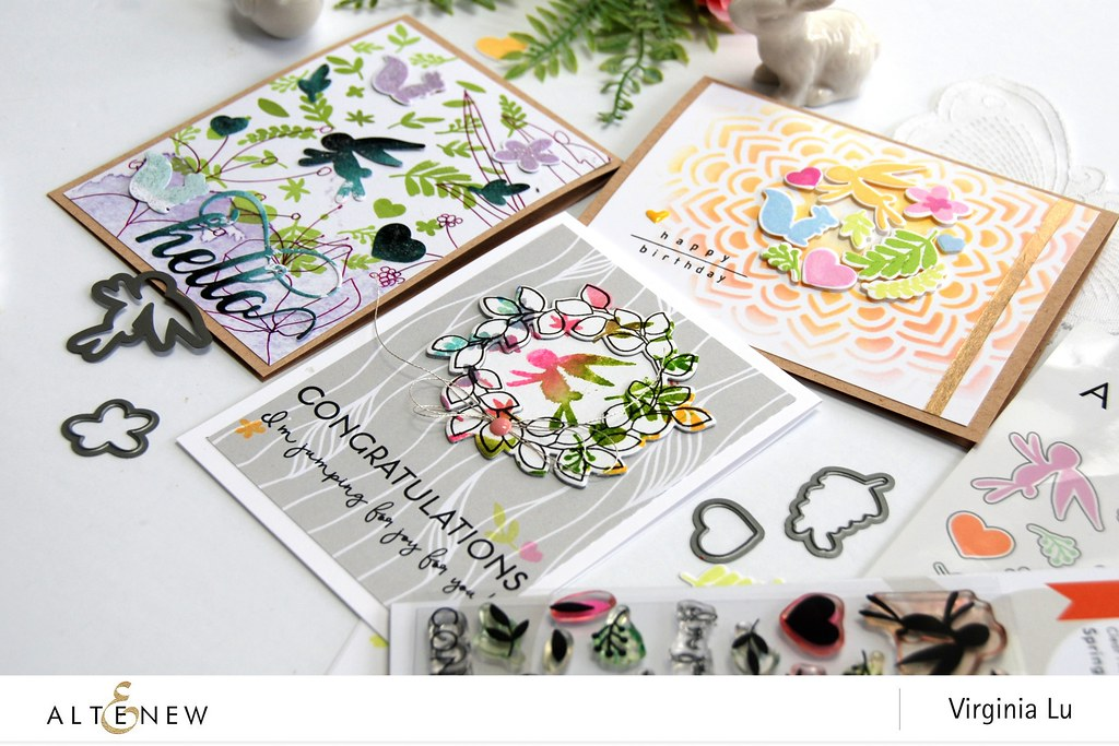 Altenew-SpringFlingStampDieBundle-Virginia#2