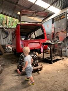 Vesper as a mechanic