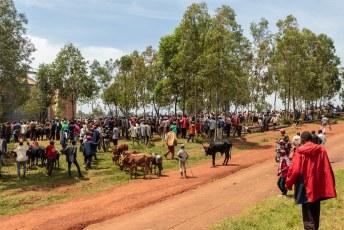 Vervolgens reden we naar de nieuwe hoofdstad, Gitega. Sinds januari 2019 is dit dorp de hoofdstad omdat de president zich niet veilig voelde in Bujumbura.