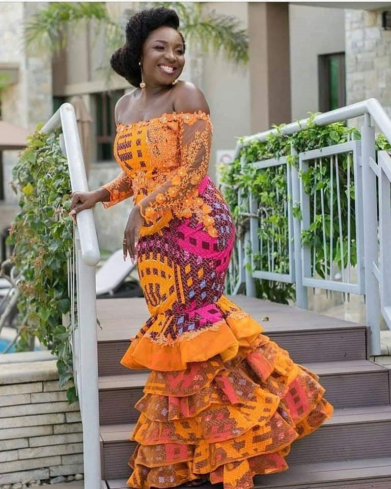 Aso-Ebi Style Collections in Nigeria 2019