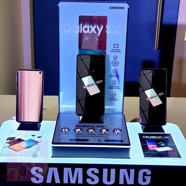 Samsung Galaxy S10 PasS10n Lab
