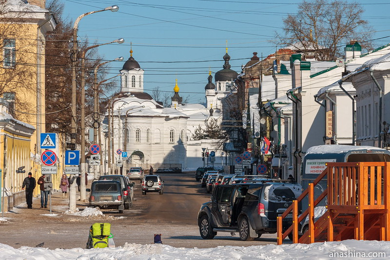 Богоявленско-Анастасиин женский монастырь и храм Смоленской иконы Божией Матери, Кострома