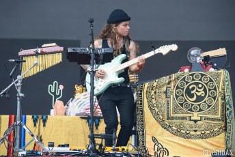 Tash Sultana @ Shaky Knees Music Festival, Atlanta GA 2019