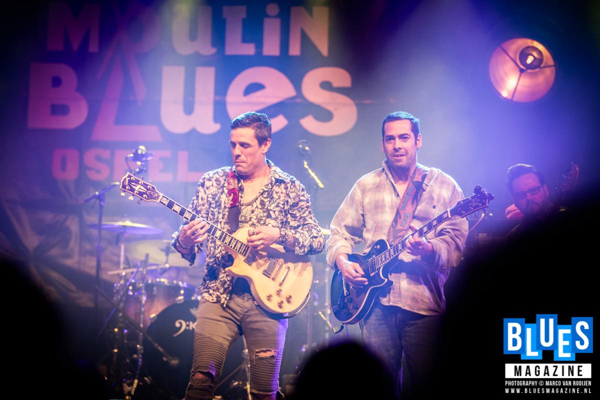 The Blues Giants @ Moulin Blues 2019
