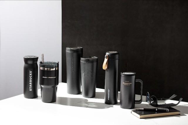Starbucks_Timeless Black Collection