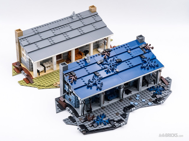 REVIEW LEGO 75810 Stranger Things 10