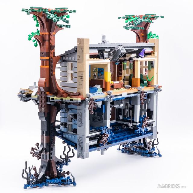 REVIEW LEGO 75810 Stranger Things 12
