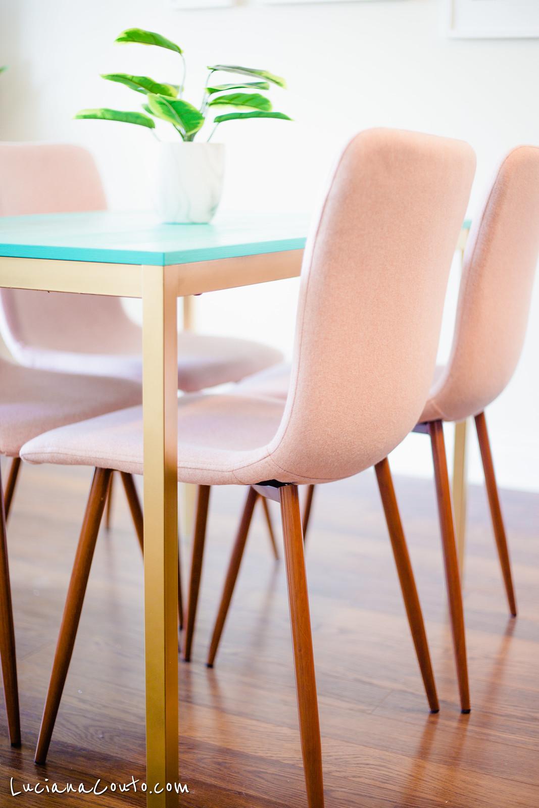 Ikea Hack How I Turned A Cheap Bland Table Into A