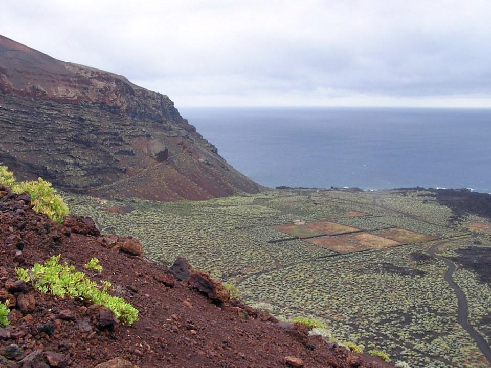 La Dehesa de Sabinosa isla de El Hierro islas Canarias 04