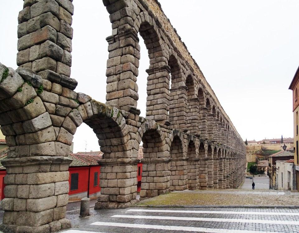 Acueducto de Segovia 14
