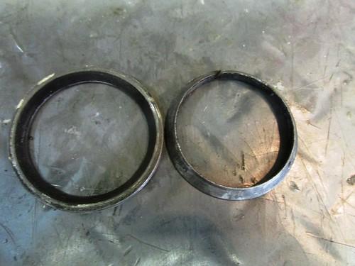 Header Sealing Rings Detail