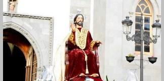 Procesión de Semana Santa en Telde