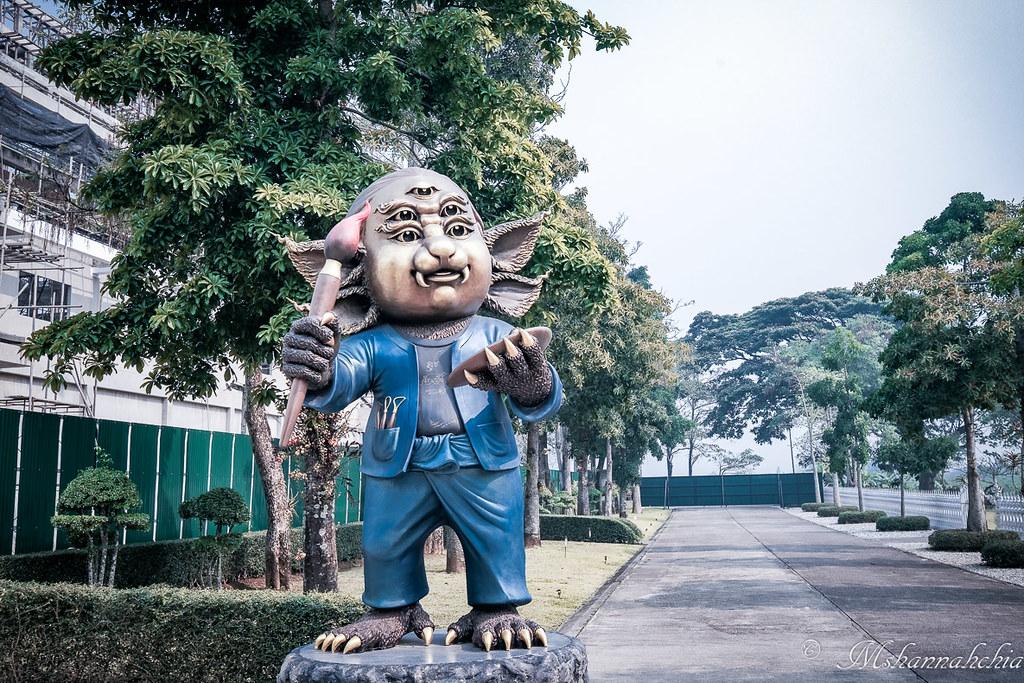 Chiang Rai Wat Rong Khun-77