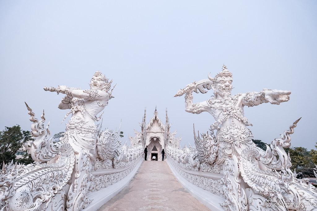 Chiang Rai Wat Rong Khun-35
