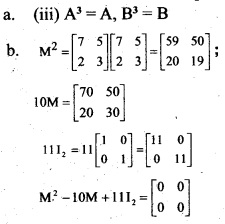Plus Two Maths Chapter Wise Previous Questions Chapter 3 Matrices 8