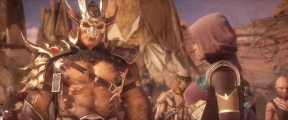 Mortal Kombat 11 - Kotal wird erfasst