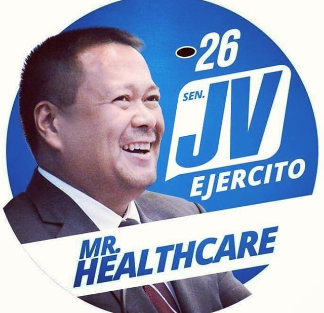 JV Ejercito poster