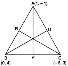 RBSE Solutions for Class 10 Maths Chapter 9 Co-ordinate Geometry Q.19.1