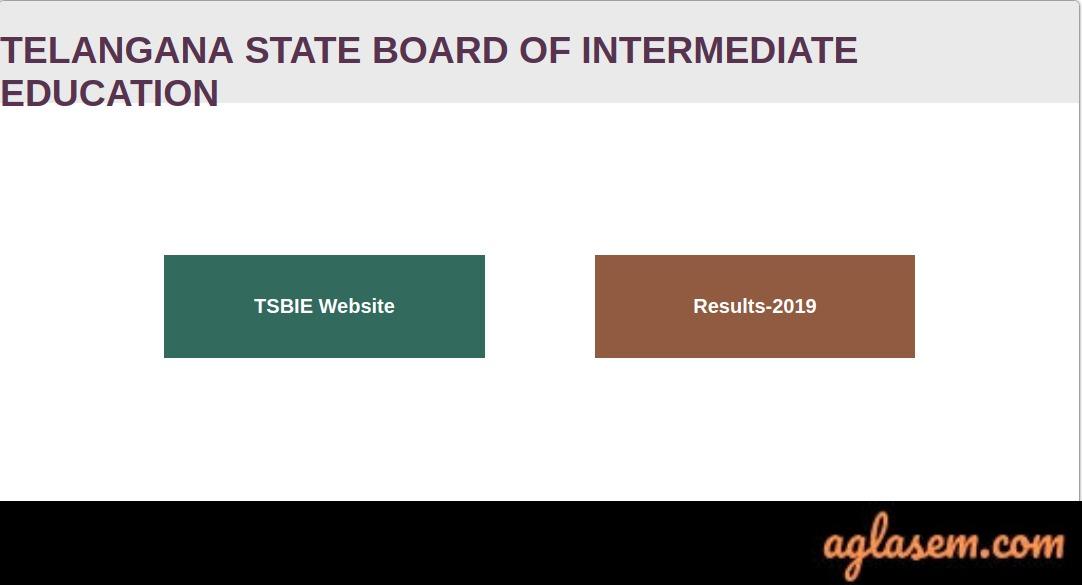 TS Inter Supplementary Result 2019