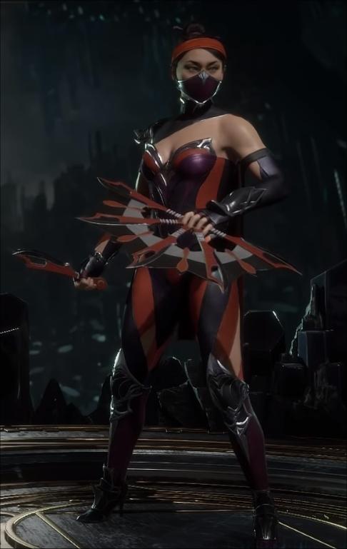 Mortal Kombat 11 - Διάσπαση Kitana
