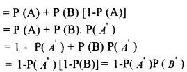 Plus Two Maths Chapter Wise Previous Questions Chapter 13 Probability 13
