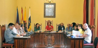 El pleno ratifica el ARRU del Barrio Señorita María Manrique de Lara