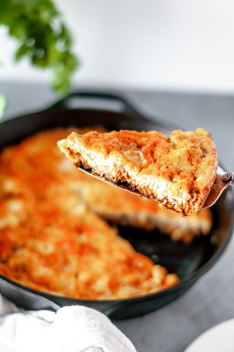 Spicy Chorizo Frittata