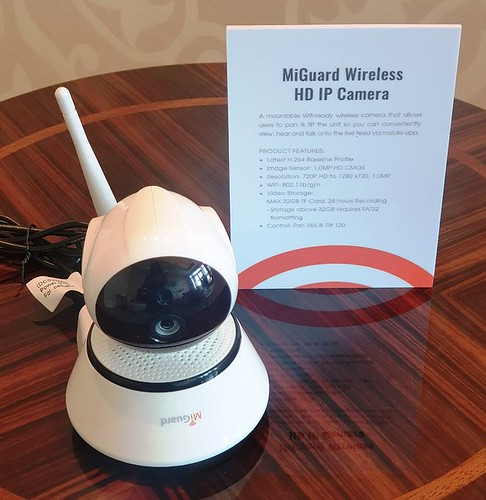 MiGuard Home Security System