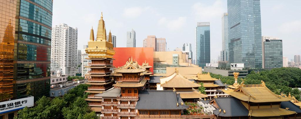 Jing'an Temple(靜安寺), Shanghai