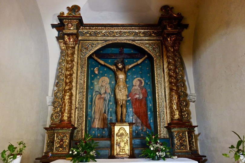 Cosa vedere a Castelsardo - Cristo Nero