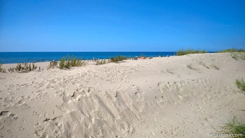 Дюна, Янтарный, Балтийское море, Калининградская область