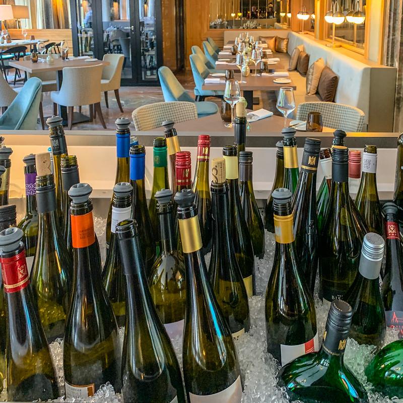 Große Weinauswahl