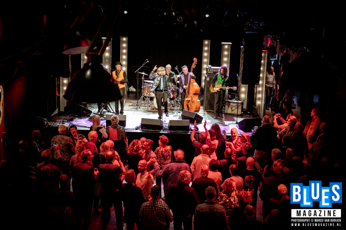 Mike Vernon & The Mighty Combo @ Rhythm & Blues Night 2019
