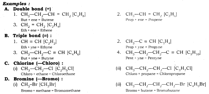 Carbon and its Compounds Class 10 Notes Science Chapter 4 19