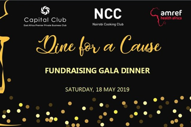 Dine For A Cause Fundraising Gala Dinner